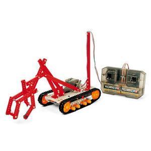 タミヤ リモコンロボット製作セット(クローラータイプ)(70170)組立キット 返品種別B joshin