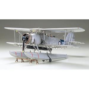 タミヤ 1/ 48 フェアリーソードフィッシュ Mk.I 水上模型(61071)プラモデル 返品種別B