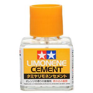 タミヤ タミヤ リモネンセメント(87113)プラモデル用接着剤 返品種別B