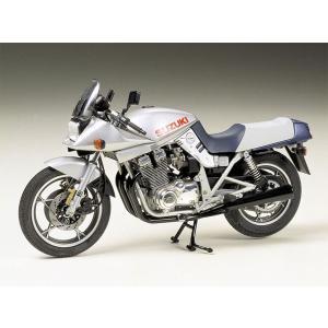 タミヤ 1/ 12オートバイシリーズ スズキ GSX1100S カタナ(14010) 返品種別B