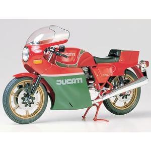 タミヤ 1/ 12オートバイシリーズ ドウカティ 900 マイク・ヘイルウッド レプリカ (14019)プラモデル 返品種別B