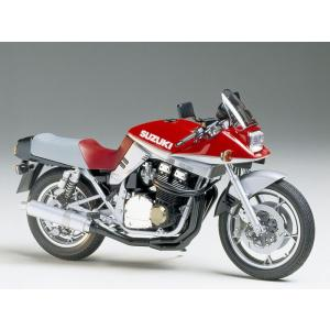 タミヤ 1/ 12オートバイシリーズ GSX1100S カタナ カスタムチューン (14065)プラ...