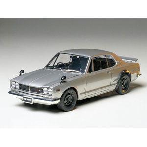 タミヤ 1/ 24スポーツカーシリーズ ニッサン スカイライン 2000GT-R ハードトップ(24194)プラモデル 返品種別B