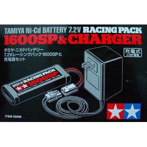 タミヤ タミヤ 7.2V レーシングパック 1600SPと充電器セット(55096)ラジコン用 返品種別B|Joshin web