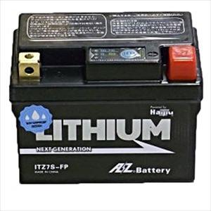 AZ バイク用バッテリー リチウムイオン(他商品との同時購入不可) ITZ7S-FP 返品種別A|joshin