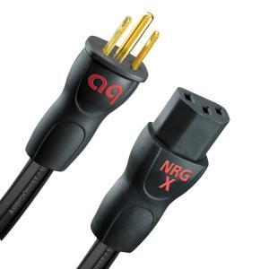 オーディオクエスト 電源ケーブル(0.9m・1本) AudioQuest NRG-X3/ 0.9M 返品種別A|joshin