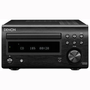 デノン Bluetooth対応CDレシーバー(ブラック) DENON RCD-M41-K 返品種別A