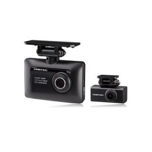 コムテック リアカメラ付ディスプレイ搭載 ドライブレコーダーGPS搭載 COMTEC ZDR-015 返品種別A joshin