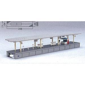 カトー (N) 23-100 島式ホームA 返品種別B|joshin