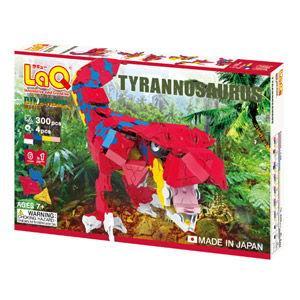 ヨシリツ LaQ ダイナソーワールド ティラノサウルスラキュー 返品種別B