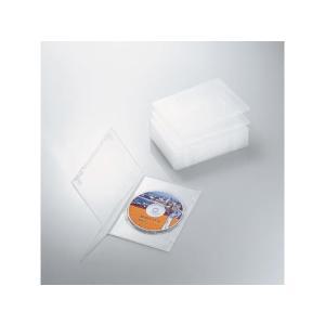 エレコム スリムDVDトールケース 1枚収納(10枚セット・クリア) CCD-DVDS03CR 返品種別A
