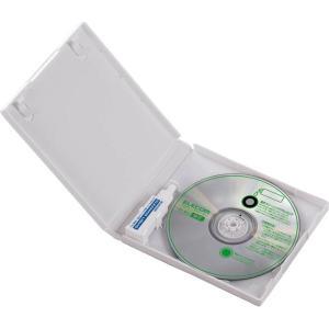 エレコム DVD/ CD用レンズクリーナー (湿式) CK-MUL2 返品種別A