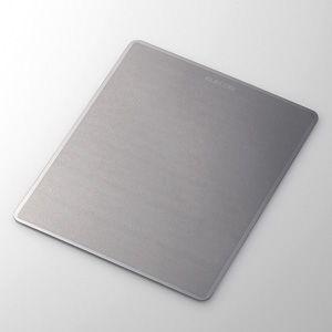 在庫状況:入荷次第出荷/◆デスクまわりをクールに演出するメタリックタイプのマウスパッド◆マウスの動作...