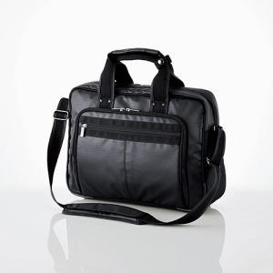 エレコム 15.6インチ対応 丈夫なビジネスバッグ BIZDOM(ブラック) BM-BZ03BK 返品種別A|joshin