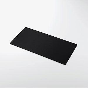 エレコム でか過ぎるマウスパッド(ブラック) ELECOM MP-DM01BK 返品種別A joshin