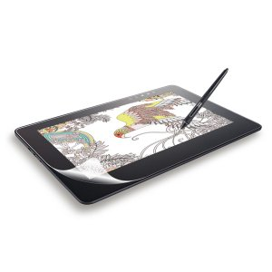 エレコム ワコム 液晶ペンタブレット Cintiq Pro 13用 液晶保護フィルム 超反射防止 T...