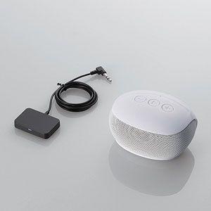 エレコム Bluetooth対応 テレビ用ワイヤレススピーカ...