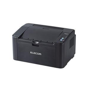 エレコム A4対応 モノクロレーザープリンター EPR-LS01W 返品種別A