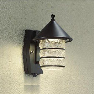 ダイコー LEDポーチライト(人感センサー付)(電気工事専用) DAIKO DWP-38473Y 返...