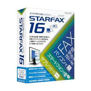 メガソフト STARFAX 16 返品種別B|joshin