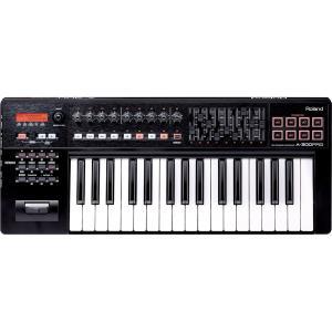ローランド 32鍵盤MIDIキーボード・コントローラー Roland A-PROシリーズ A-300...
