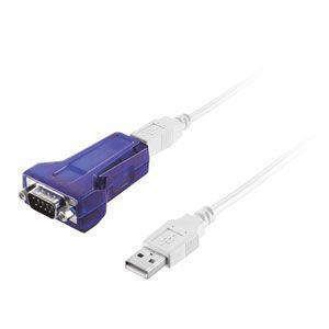 在庫状況:入荷次第出荷/◆PCのUSBポートにRS-232Cデバイスを接続できる!◆幅広いOSに対応...
