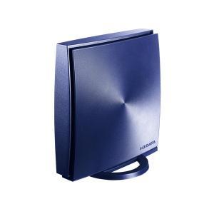 I/ Oデータ 11ac対応 無線LANルータ 親機(867+300Mbps)IPv6 IPoE対応...