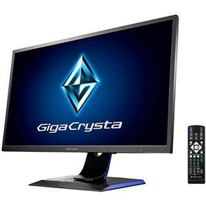 I/ Oデータ 24.5型ワイド 液晶ディスプレイ GigaCrystaシリーズ リフレッシュレート...