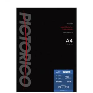 ピクトリコ GEKKO ブルー・ラベル A4サイ...の商品画像