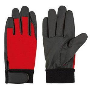 シモン 作業手袋 袖口マジックバンド式 ハンドバリア #20 L寸 HANDOBARIA20L 返品種別Bの画像
