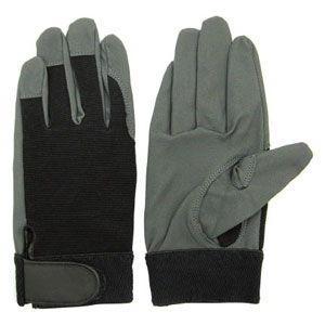 シモン 作業手袋 袖口マジックバンド式 ハンドバリア #30 L寸 HANDOBARIA30L 返品種別Bの画像