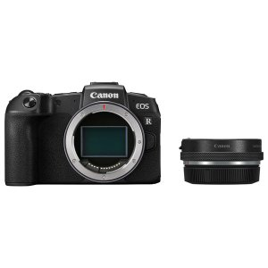 キヤノン フルサイズミラーレス一眼カメラ「EOS RP」マウントアダプターキット Canon EOS...