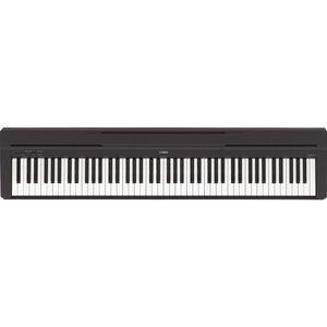 ヤマハ 電子ピアノ(ブラック) YAMAHA Pシリーズ P-45B 返品種別A