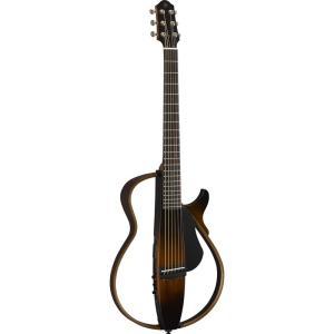ヤマハ サイレントギター(タバコブラウンサンバースト) YAMAHA SLG200S TBS 返品種...