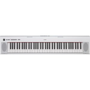 ヤマハ 76鍵キーボード(ホワイト) YAMAHA piaggero(ピアジェーロ) NP-32WH 返品種別A joshin