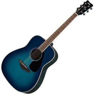 ヤマハ アコースティックギター(サンセットブルー) YAMAHA FG820SB 返品種別A|joshin