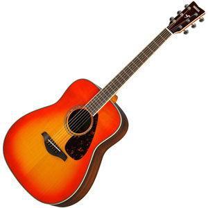 ヤマハ アコースティックギター(オータムバースト) YAMAHA FG830AB 返品種別A|joshin