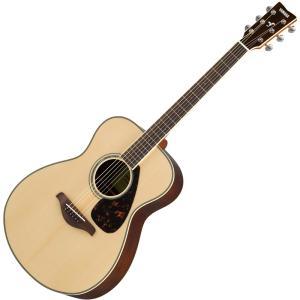 ヤマハ アコースティックギター(ナチュラル) YAMAHA FS830 返品種別A