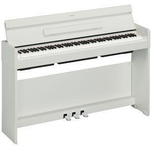 ヤマハ 電子ピアノ(ホワイトウッド調仕上げ)(楽譜集付き) YAMAHA ARIUS アリウス YDP-S34WH 返品種別A|joshin