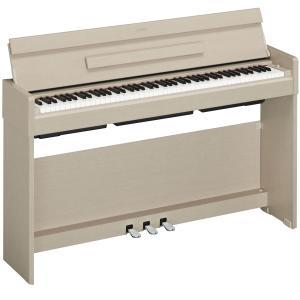 ヤマハ 電子ピアノ(ホワイトアッシュ調仕上げ)(楽譜集付き) YAMAHA ARIUS アリウス YDP-S34WA 返品種別A|joshin