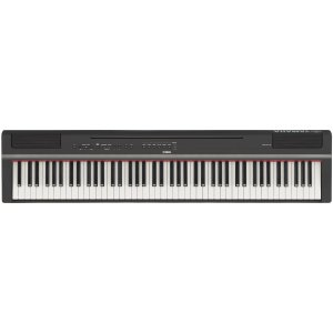 ヤマハ 電子ピアノ(ブラック) YAMAHA Pシリーズ P-125B 返品種別A|joshin
