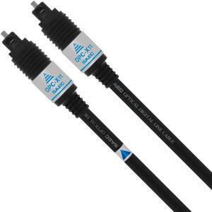 サエク 光デジタルケーブル(1.2m・1本)(角型⇔角型) SAEC OPC-X11 1.2M 返品種別A|joshin