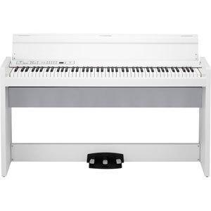 コルグ 電子ピアノ (ホワイト) KORG LP-380 WH LP-380-WH 返品種別A|joshin