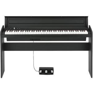 コルグ 電子ピアノ (ブラック) KORG LP-180-BK 返品種別A|joshin