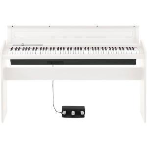 コルグ 電子ピアノ (ホワイト) KORG LP-180 WH LP-180-WH 返品種別A|joshin