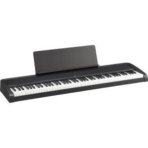 コルグ 電子ピアノ (ブラック) KORG CONCERT Series B2-BK 返品種別A