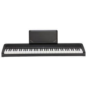 コルグ 電子ピアノ (ブラック) KORG B2N 返品種別A