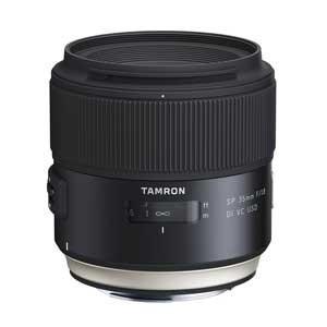 タムロン SP 35mm F/ 1.8 Di VC USD(Model:F012) ※キヤノンEFマ...