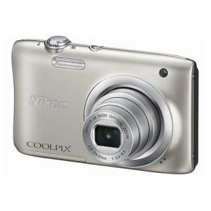 ニコン デジタルカメラ「COOLPIX A100」(シルバー) A100SL 返品種別A|joshin