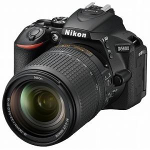 ニコン デジタル一眼レフカメラ「D5600」18-140 V...